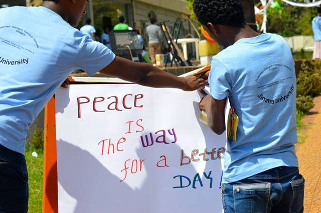 I. Peacebuilding in Ethiopian Public Universities (Sustained Dialogue) Project