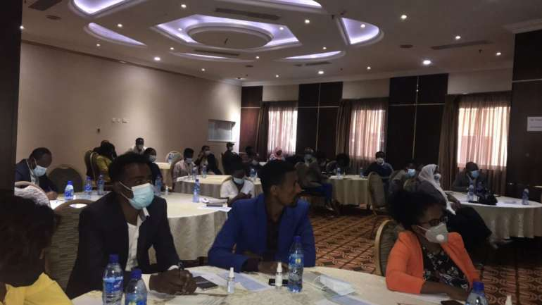 National Policy Dialogue on Enhancing the Role of Women and Youth in Peacebuilding and Conflict Resolution in Ethiopia