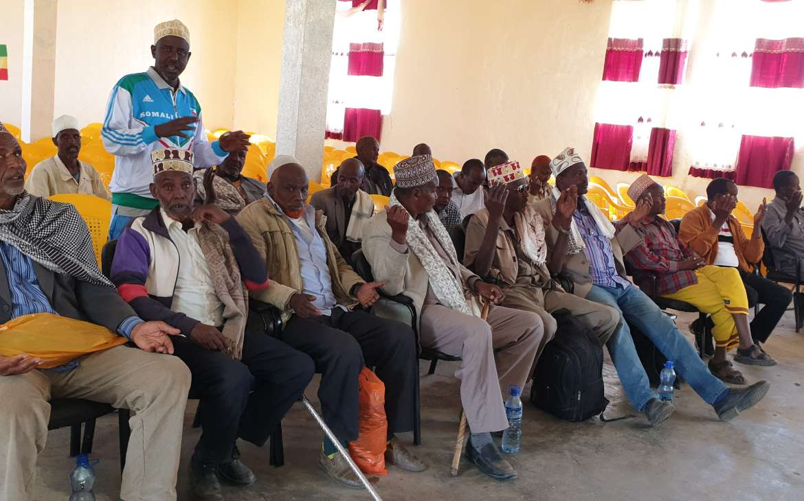 Cross-Boundary Initiative for Peace /CIP/ Project