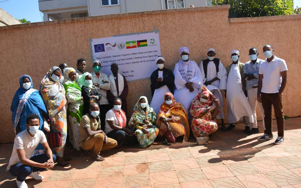 Cross-border Collaboration Programme in Western Ethiopia and Eastern Sudan