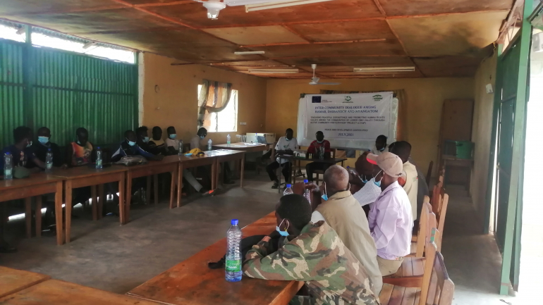 Peace and Development Center (PDC) has conducted an Intra and Inter-Community Dialogues in Dassanech, Hamer, Nyangatom and Selamago Woredas of South Omo Zone.